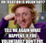 Oh Taxation is Voluntary?