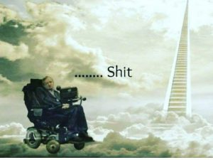 Stephen Hawking After Death