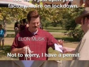 Elon v California