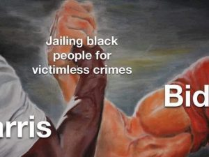 Joe/Blow Jailing Blacks